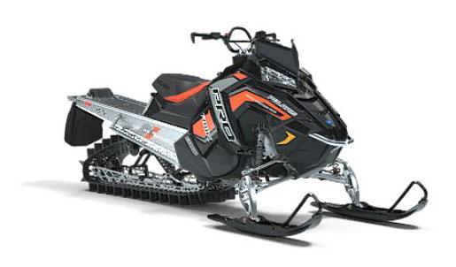 2019 Polaris 800 PRO-RMK 155 SnowCheck Select 3.0 in Monroe, Washington