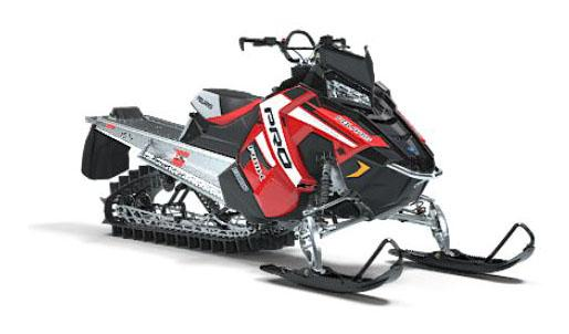 2019 Polaris 800 PRO-RMK 155 SnowCheck Select 3.0 in Munising, Michigan