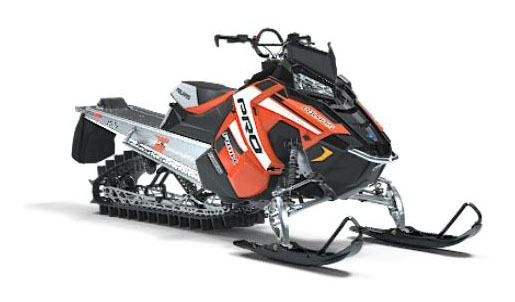2019 Polaris 800 PRO-RMK 155 SnowCheck Select 3.0 in Pinehurst, Idaho