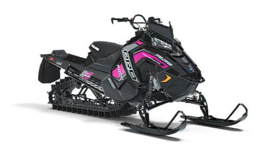 2019 Polaris 800 PRO-RMK 155 SnowCheck Select 3.0 in Milford, New Hampshire