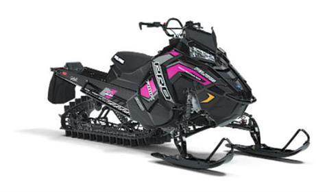 2019 Polaris 800 PRO-RMK 155 SnowCheck Select 3.0 in Hamburg, New York