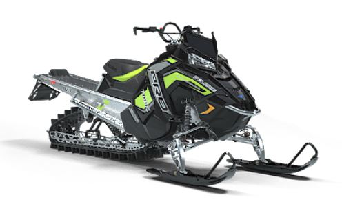 2019 Polaris 800 PRO-RMK 163 Snowcheck Select in Barre, Massachusetts