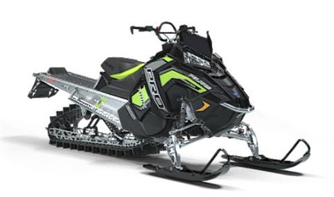 2019 Polaris 800 PRO-RMK 163 Snowcheck Select in Pittsfield, Massachusetts