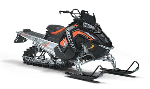 2019 Polaris 800 PRO-RMK 163 Snowcheck Select in Lake City, Florida