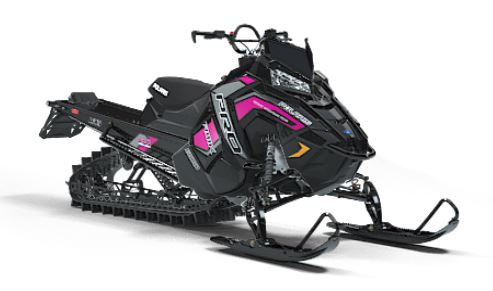 2019 Polaris 800 PRO-RMK 163 Snowcheck Select in Cochranville, Pennsylvania