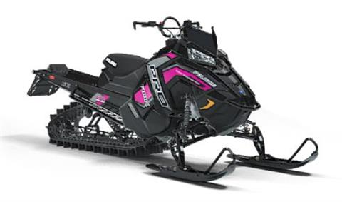 2019 Polaris 800 PRO-RMK 163 Snowcheck Select in Fond Du Lac, Wisconsin