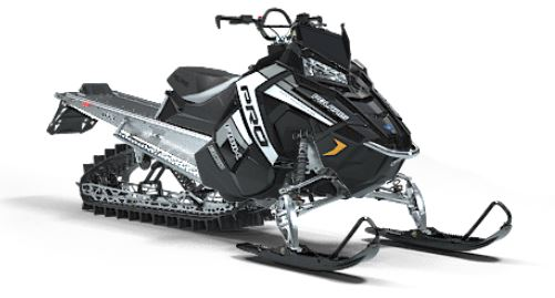 2019 Polaris 800 PRO-RMK 163 Snowcheck Select in Hancock, Wisconsin