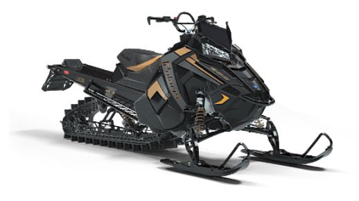 2019 Polaris 800 PRO-RMK 163 Snowcheck Select in Elkhorn, Wisconsin