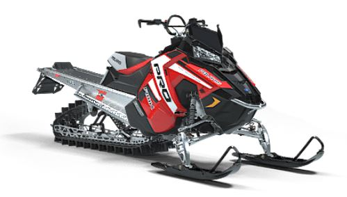 2019 Polaris 800 PRO-RMK 163 Snowcheck Select in Hillman, Michigan