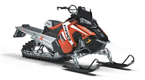 2019 Polaris 800 PRO-RMK 163 Snowcheck Select in Woodruff, Wisconsin