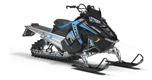 2019 Polaris 800 PRO-RMK 163 Snowcheck Select in Bigfork, Minnesota