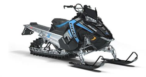 2019 Polaris 800 PRO-RMK 163 Snowcheck Select in Mio, Michigan