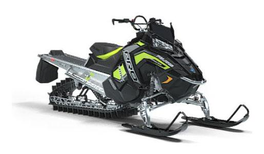 2019 Polaris 800 PRO-RMK 163 Snowcheck Select 3.0 in Barre, Massachusetts