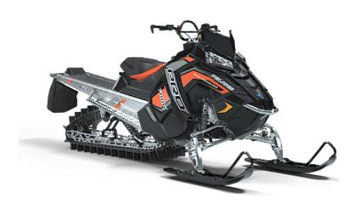 2019 Polaris 800 PRO-RMK 163 Snowcheck Select 3.0 in Baldwin, Michigan