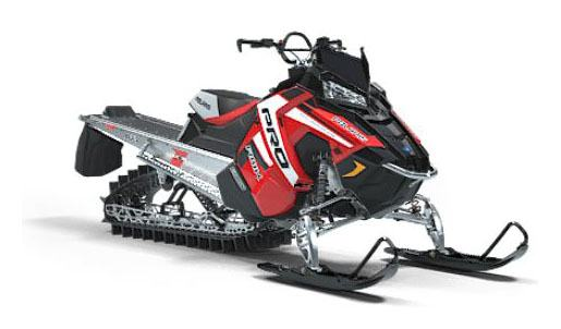 2019 Polaris 800 PRO-RMK 163 Snowcheck Select 3.0 in Woodruff, Wisconsin