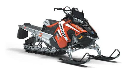 2019 Polaris 800 PRO-RMK 163 Snowcheck Select 3.0 in Ironwood, Michigan