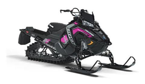 2019 Polaris 800 PRO-RMK 163 Snowcheck Select 3.0 in Homer, Alaska