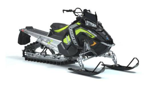 2019 Polaris 800 PRO-RMK 174 SnowCheck Select 3.0 in Antigo, Wisconsin
