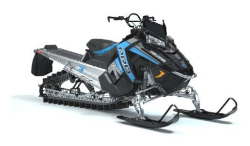 2019 Polaris 800 PRO-RMK 174 SnowCheck Select 3.0 in Albuquerque, New Mexico - Photo 1