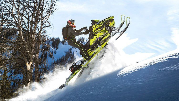 2019 Polaris 800 PRO-RMK 174 SnowCheck Select 3.0 in Greenland, Michigan