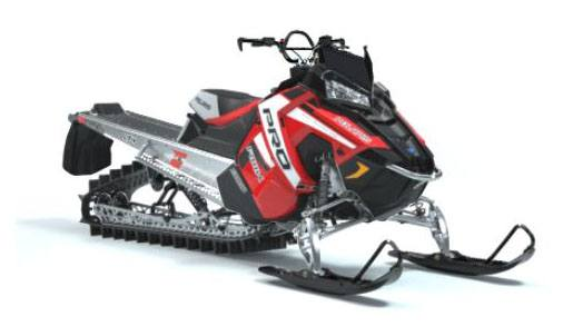 2019 Polaris 800 PRO-RMK 174 SnowCheck Select 3.0 in Munising, Michigan