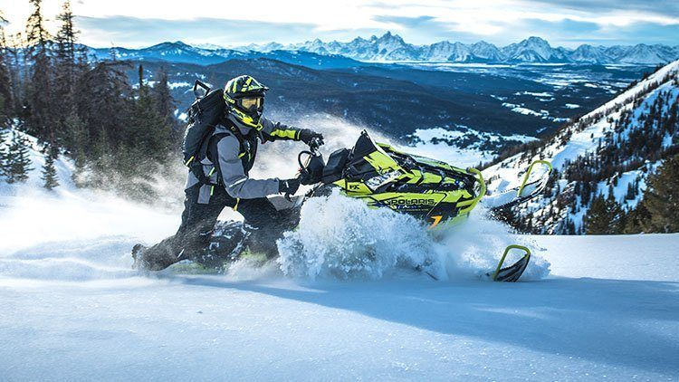 2019 Polaris 800 PRO-RMK 174 SnowCheck Select 3.0 in Troy, New York