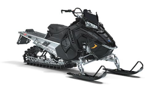 2019 Polaris 800 RMK Assault 155 Snowcheck Select in Dimondale, Michigan - Photo 1