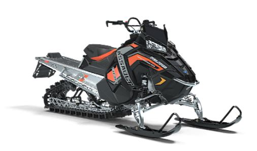 2019 Polaris 800 RMK Assault 155 Snowcheck Select in Albuquerque, New Mexico - Photo 1