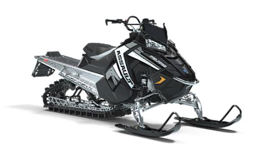 2019 Polaris 800 RMK Assault 155 Snowcheck Select in Woodstock, Illinois