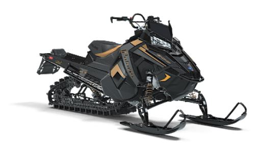 2019 Polaris 800 RMK Assault 155 Snowcheck Select in Ironwood, Michigan - Photo 1