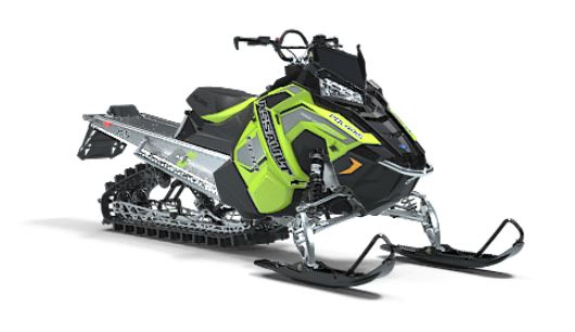 2019 Polaris 800 RMK Assault 155 Snowcheck Select in Sterling, Illinois