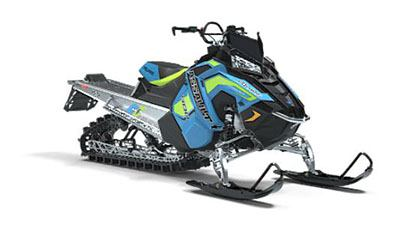 2019 Polaris 800 RMK Assault 155 Snowcheck Select in Lincoln, Maine