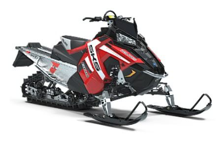 2019 Polaris 800 SKS 146 SnowCheck Select in Chippewa Falls, Wisconsin