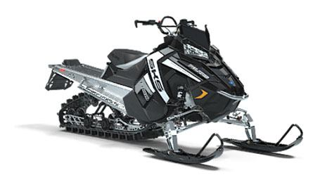 2019 Polaris 800 SKS 155 SnowCheck Select in Bigfork, Minnesota