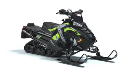 2019 Polaris 800 Titan XC 155 ES Snowcheck Select in Lincoln, Maine