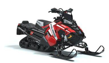 2019 Polaris 800 Titan XC 155 ES Snowcheck Select in Saint Johnsbury, Vermont