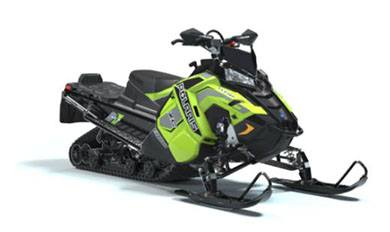 2019 Polaris 800 Titan XC 155 ES Snowcheck Select in Hamburg, New York