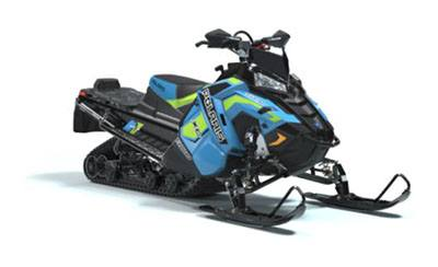 2019 Polaris 800 Titan XC 155 ES Snowcheck Select in Barre, Massachusetts