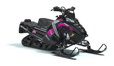 2019 Polaris 800 Titan XC 155 ES Snowcheck Select in Woodruff, Wisconsin