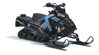 2019 Polaris 800 Titan XC 155 ES Snowcheck Select in Hillman, Michigan