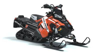 2019 Polaris 800 Titan XC 155 ES Snowcheck Select in Lake City, Florida