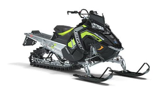 2019 Polaris 850 PRO-RMK 155 SnowCheck Select in Cottonwood, Idaho