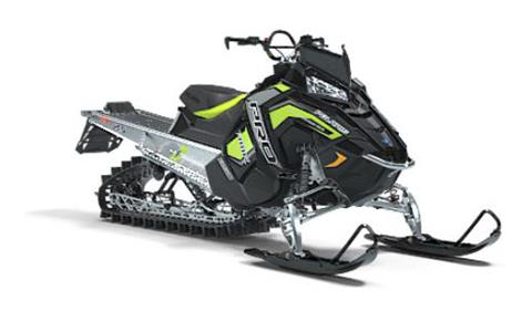 2019 Polaris 850 PRO-RMK 155 SnowCheck Select in Newport, New York