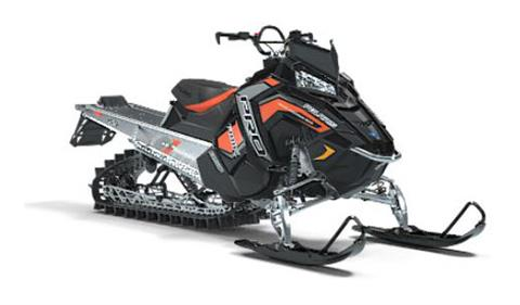 2019 Polaris 850 PRO-RMK 155 SnowCheck Select in Ironwood, Michigan
