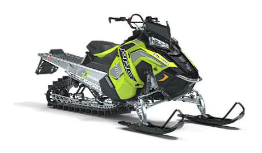 2019 Polaris 850 PRO-RMK 155 SnowCheck Select in Altoona, Wisconsin