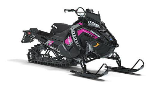 2019 Polaris 850 PRO-RMK 155 SnowCheck Select in Mount Pleasant, Michigan