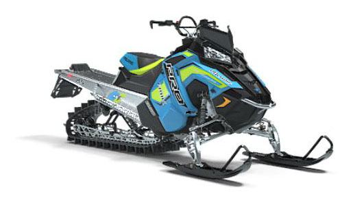 2019 Polaris 850 PRO-RMK 155 SnowCheck Select in Hancock, Wisconsin