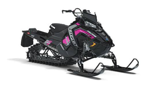 2019 Polaris 850 PRO-RMK 155 SnowCheck Select 3.0 in Hillman, Michigan