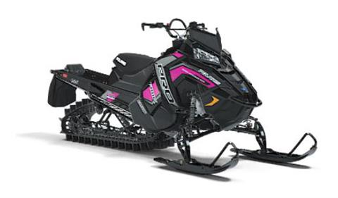 2019 Polaris 850 PRO-RMK 155 SnowCheck Select 3.0 in Ironwood, Michigan