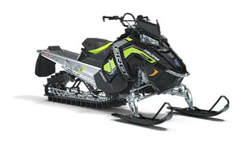 2019 Polaris 850 PRO-RMK 163 SnowCheck Select in Barre, Massachusetts